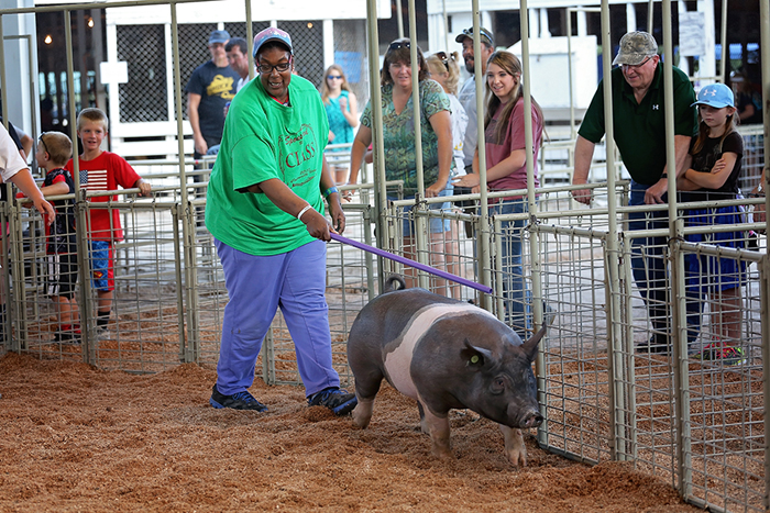 Inter State Fair And Rodeo