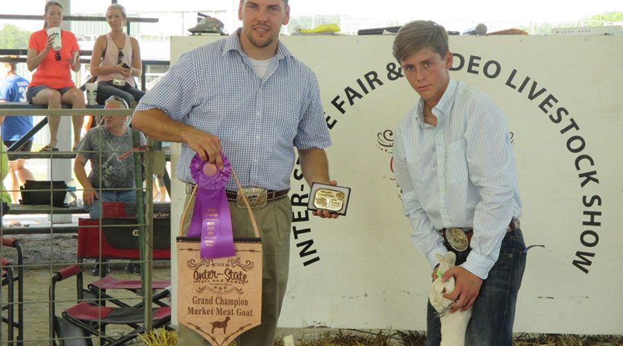 MARKET MEAT GOAT AND MEAT GOAT SHOW CHAMPIONS