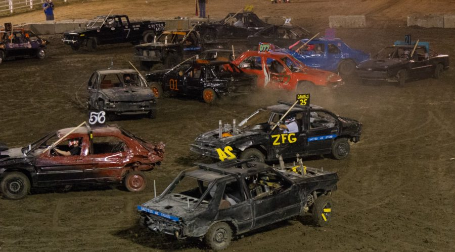 ADDITION COMING TO DEMO DERBY