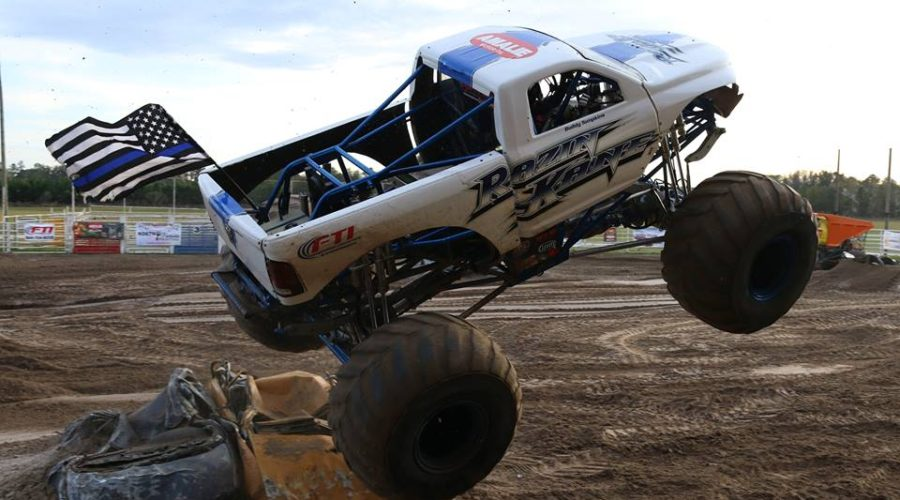 Monster truck show to drop the hammer in Coffeyville