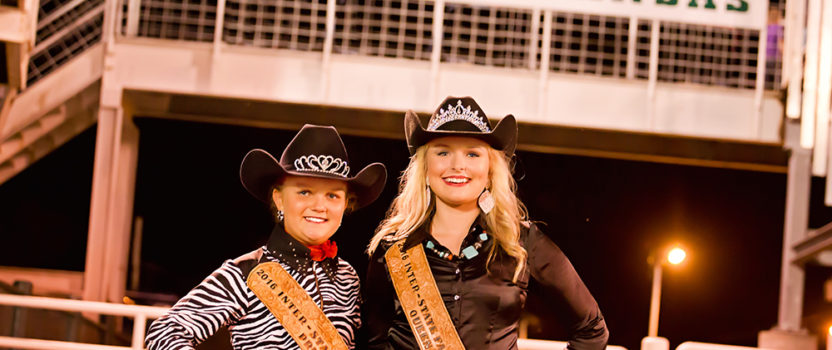 RHINESTONES AT THE RODEO