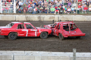 Demolition Derby @ Walter Johnson Park Grandstand