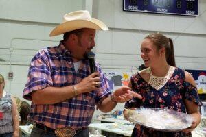 Beginners, veterans all part of bake sale