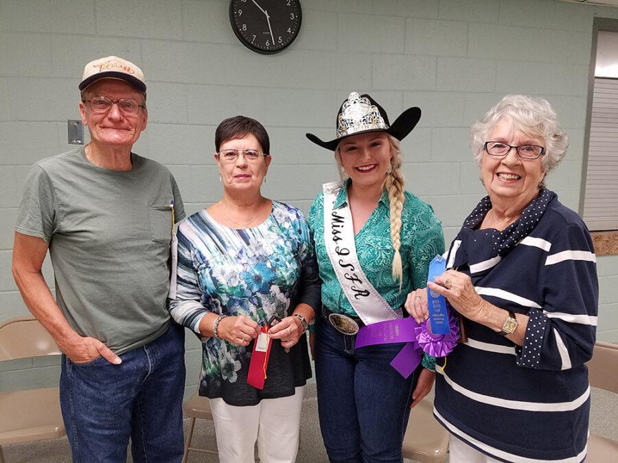 Word lover, Cherryvale resident wins senior spelling bee
