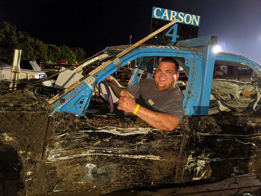 DEMO DERBY SIGNALS END OF THE 2019 INTER-STATE FAIR