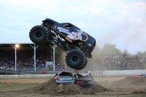 All Star Monster Trucks & Transformer Battle @ Walter Johnson Park Grandstand